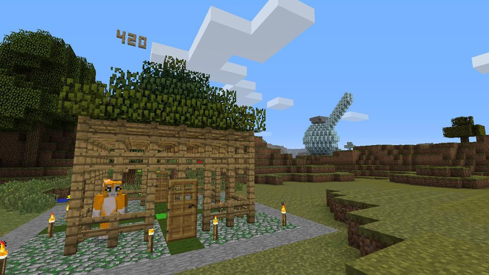 how to build a mine in minecraft xbox 360 edition